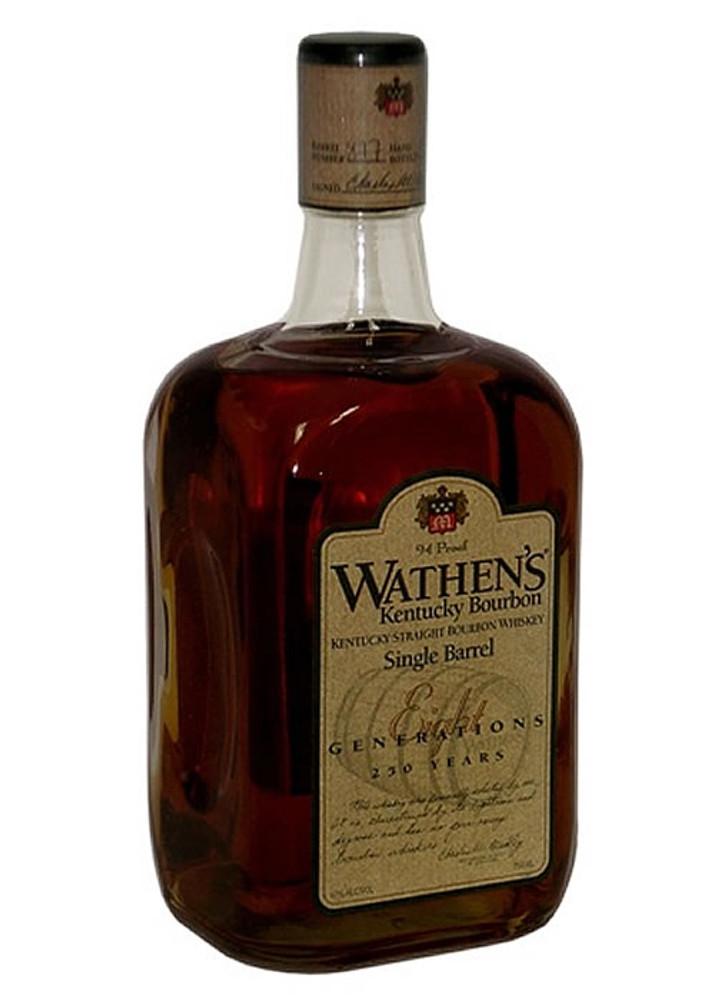 Wathens Single Barrel Bourbon