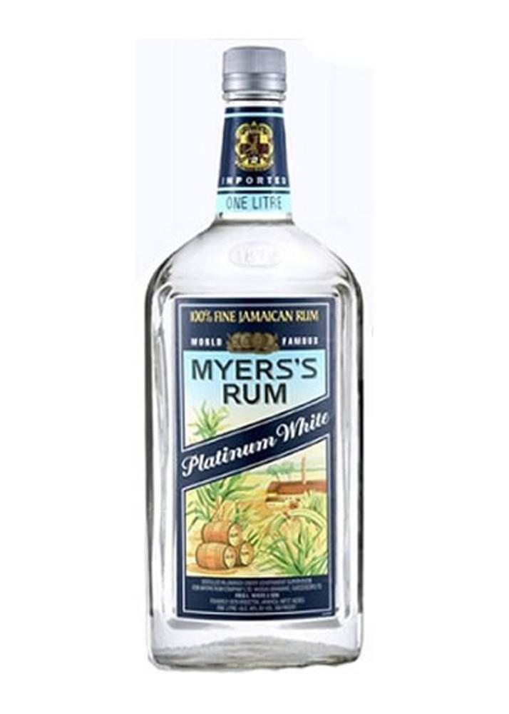 Myers White Rum 750