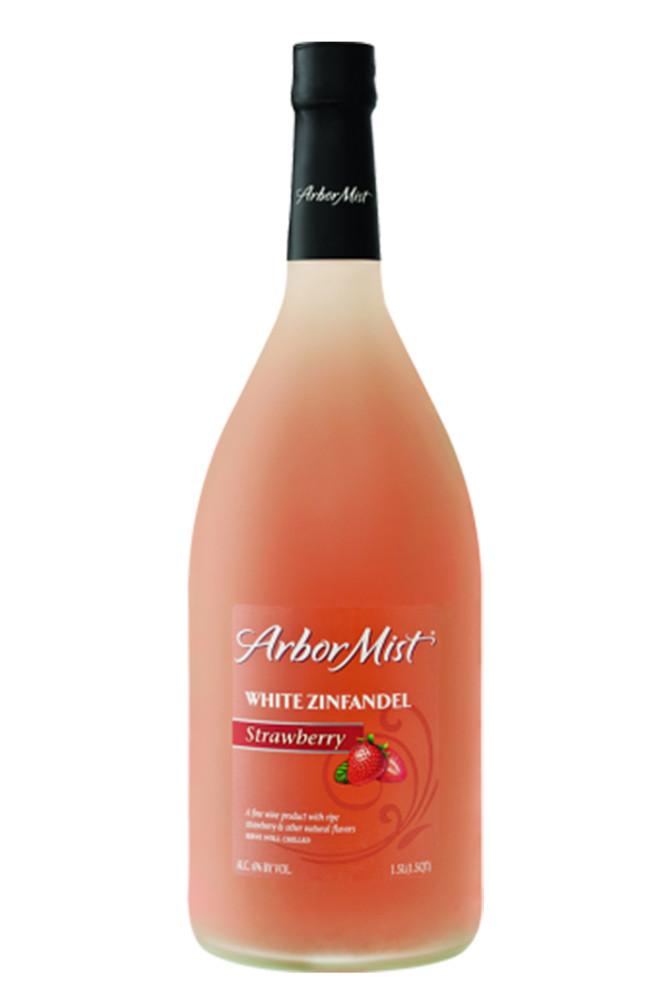 Arbor Mist Strawberry White Zinfandel
