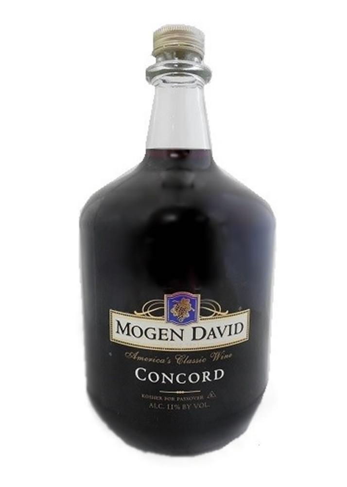 Mogen David Concord
