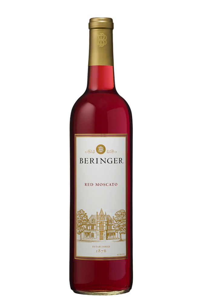 Beringer California Collection Red Moscato