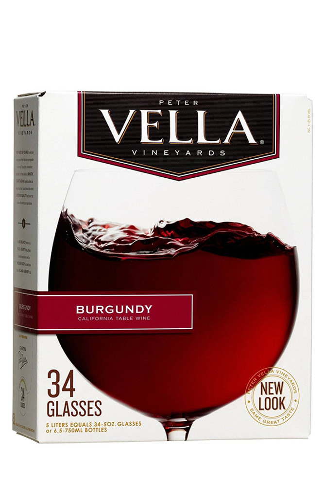 Peter Vella Burgundy
