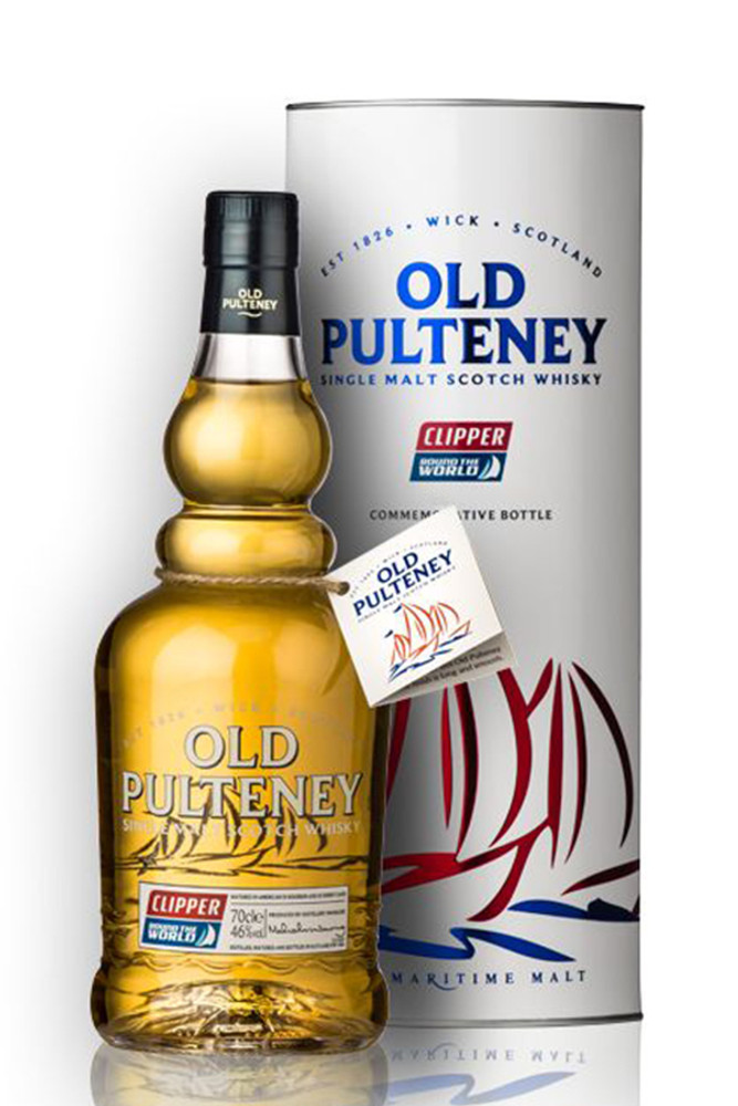 Old Pulteney Clipper Commemorative Bottling 12 Year