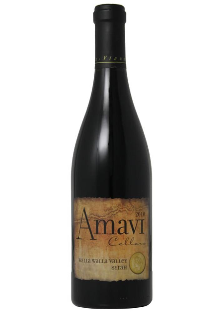 Amavi Cellars Syrah
