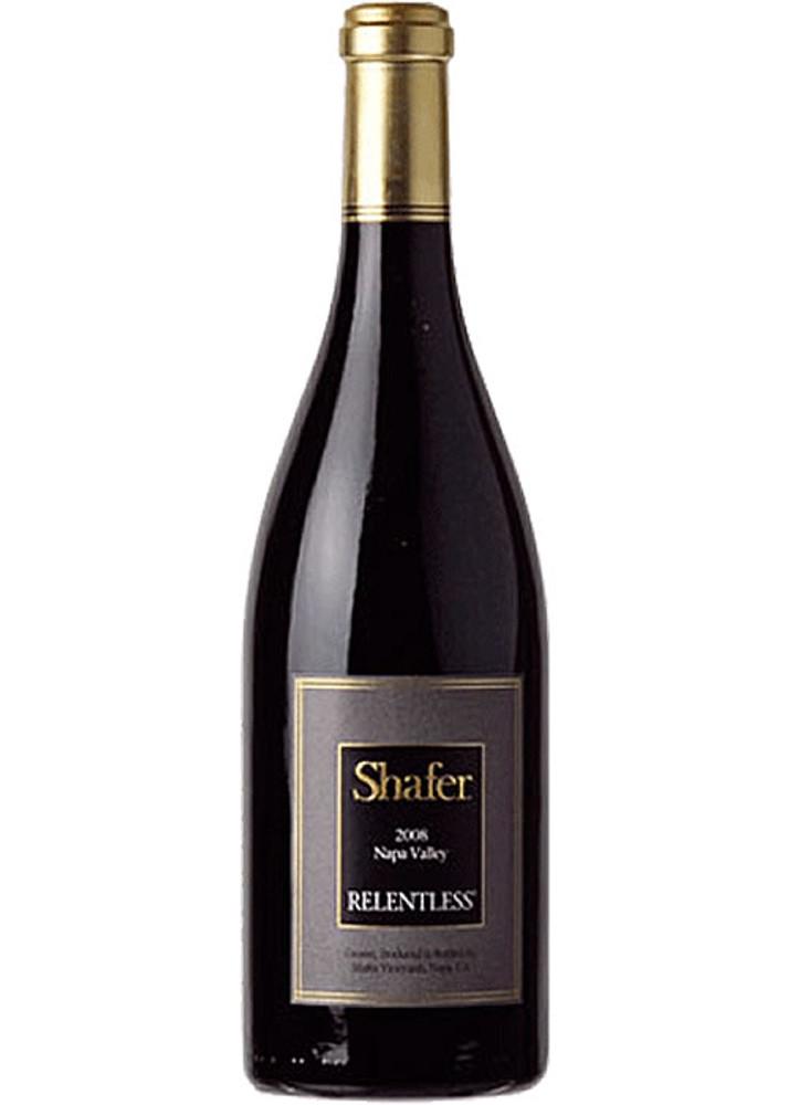 Shafer Relentless Syrah 2011