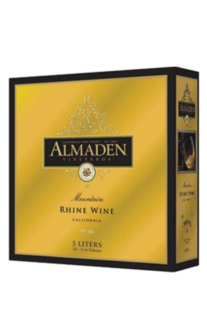 Almaden Rhine