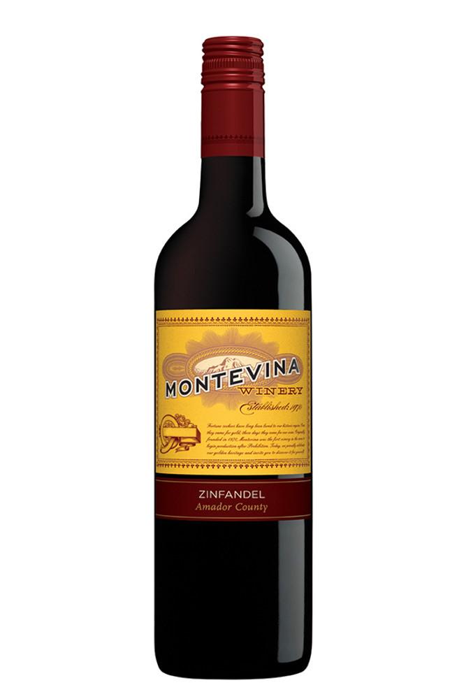 Montevina Winery Zinfandel