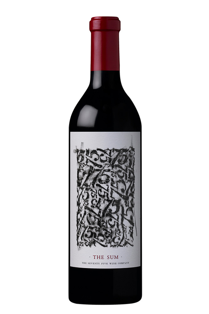 """75 Wine Co """"The Sum"""" Red Blend"""