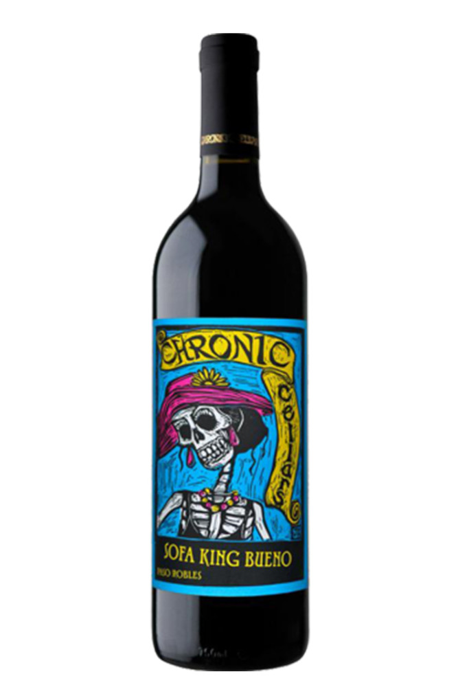 Chronic Cellars Sofa King Bueno
