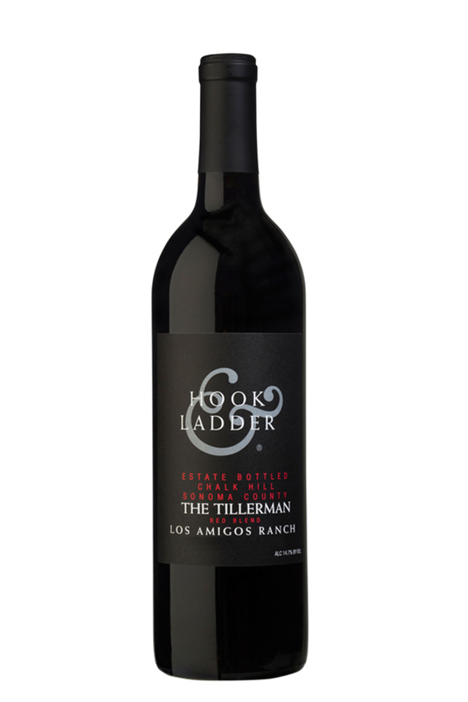 Hook & Ladder The Tillerman Red