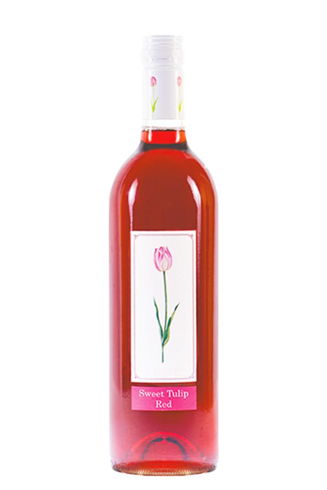 Sweet Tulip Red