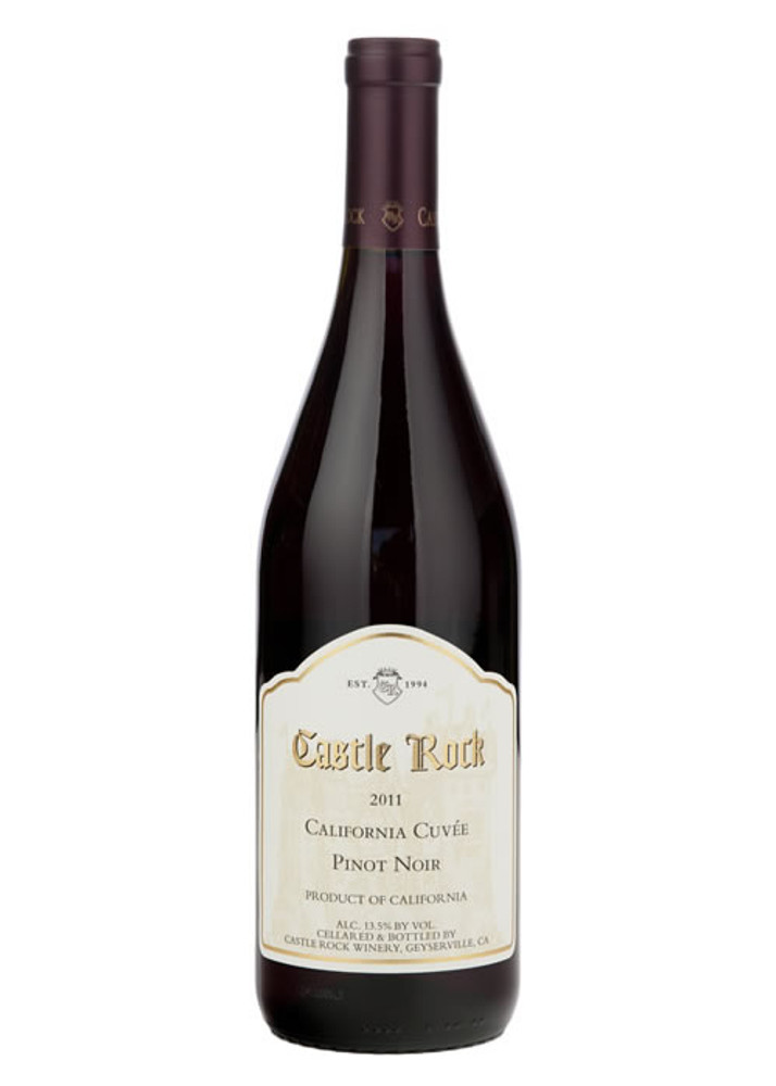 Castle Rock Pinot Noir California Cuvee