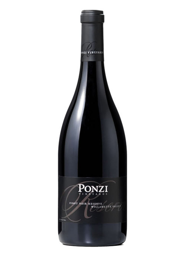 Ponzi Vineyards Reserve Pinot Noir
