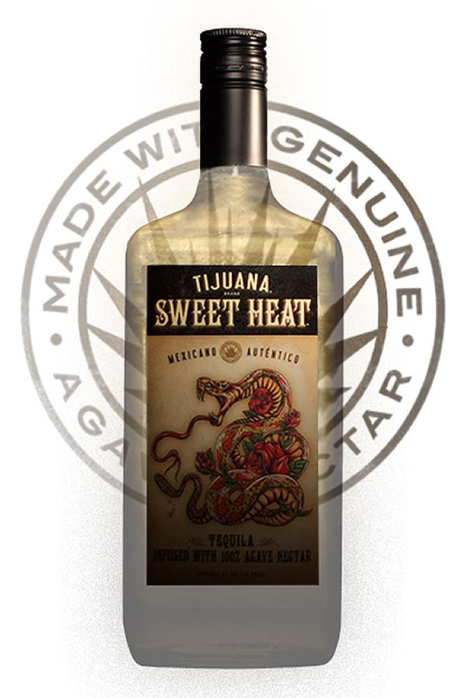 Tijuana Sweet Heat Tequila