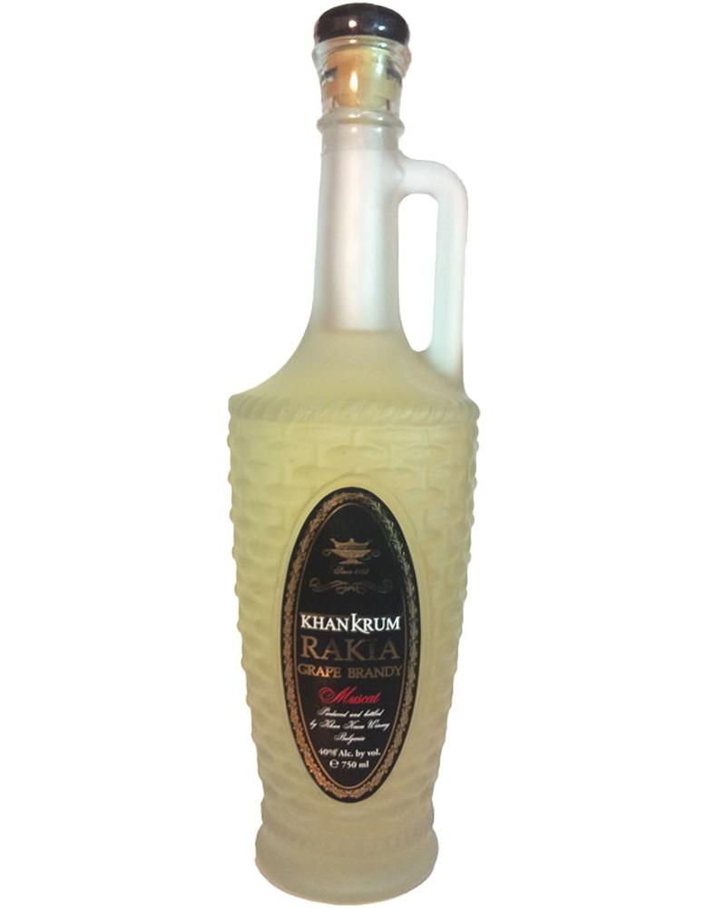 Khan Krum Muscat Brandy 750ML