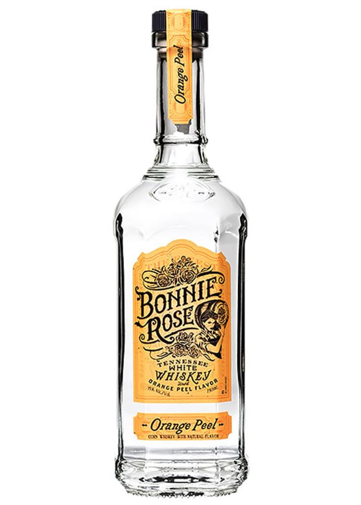 Bonnie Rose Orange Peel White Whiskey