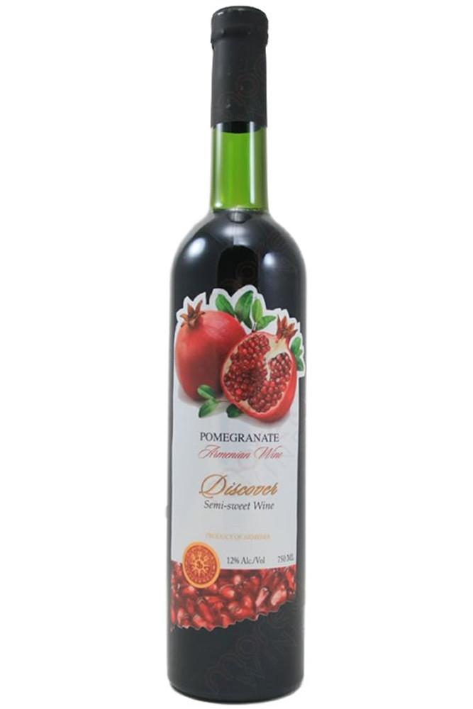 Discover Pomegranate Wine