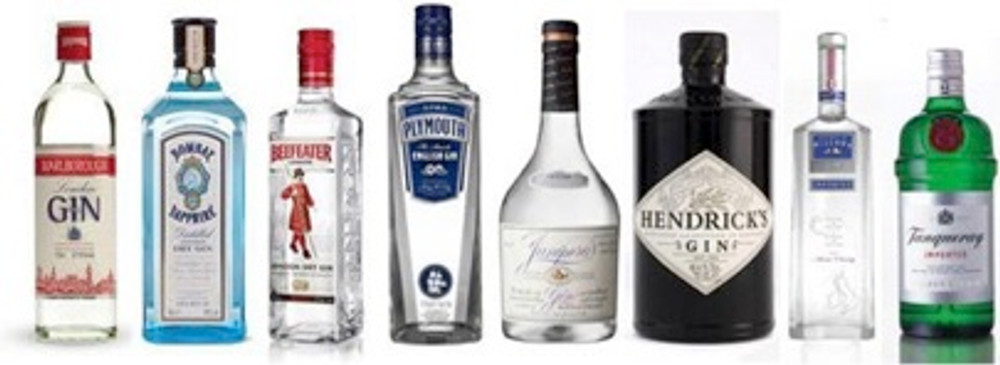 6 Most Popular Gin Styles (and how to drink them)
