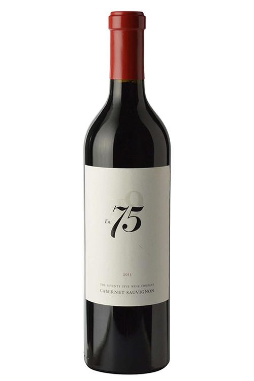 75 Wine Co Cabernet Sauvignon 2013