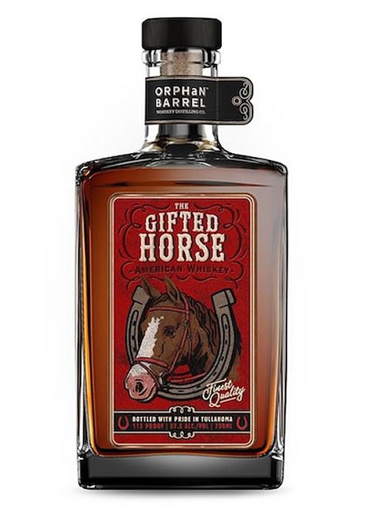 Orphan Barrel Gifted Horse Bourbon