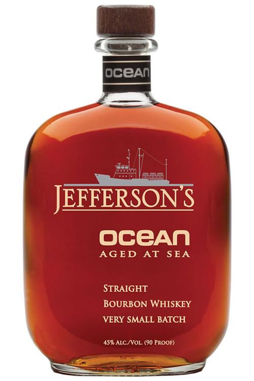 Jefferson's Ocean Aged at Sea Cask Strength Bourbon