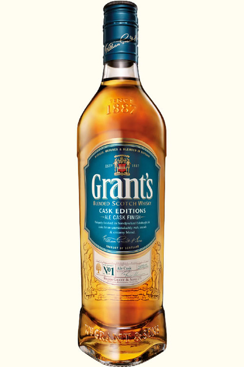 Grants Ale Cask Finish 750ML