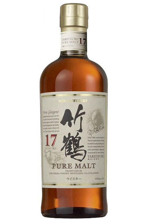 Nikka Taketsuru Pure Malt 17 Year