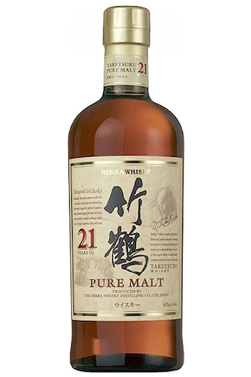 Nikka Taketsuru Pure Malt 21 Year