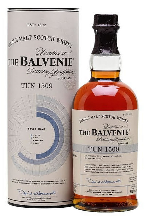 Balvenie Tun 1509 Batch #3 750ML