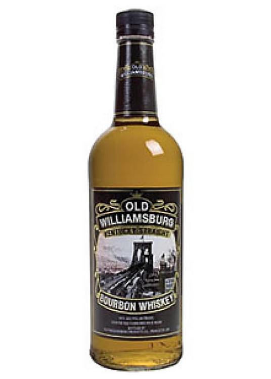 Old Williamsburg Bourbon