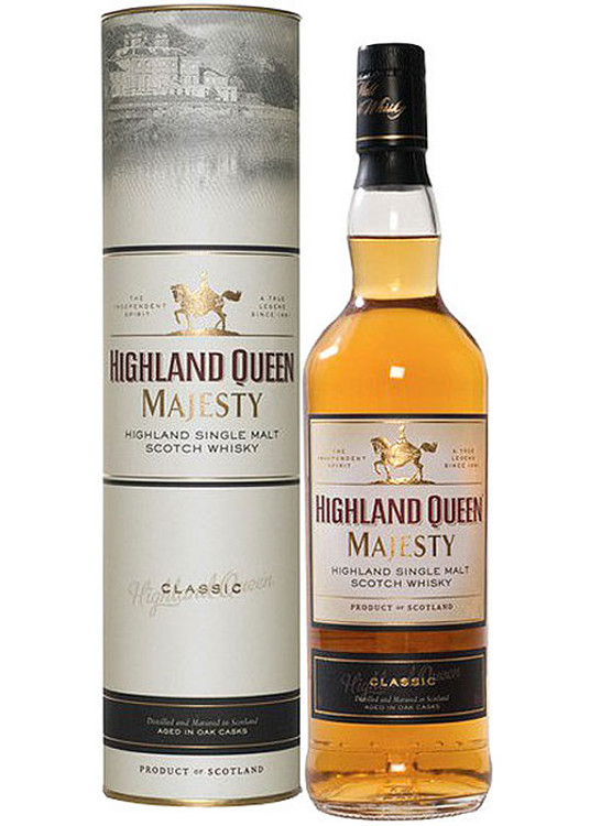 Highland Queen Majesty Classic 750ML