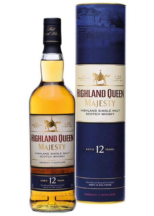 Highland Queen Majesty  12 Year