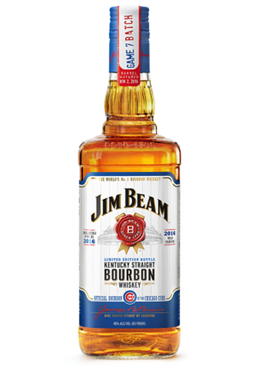 Jim Beam Batch 7 Bourbon 750ML