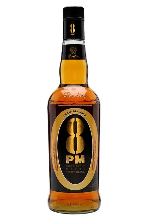 8 PM Grain Blended Whisky 750ML