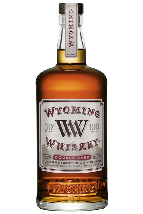 Wyoming Double Cask Bourbon