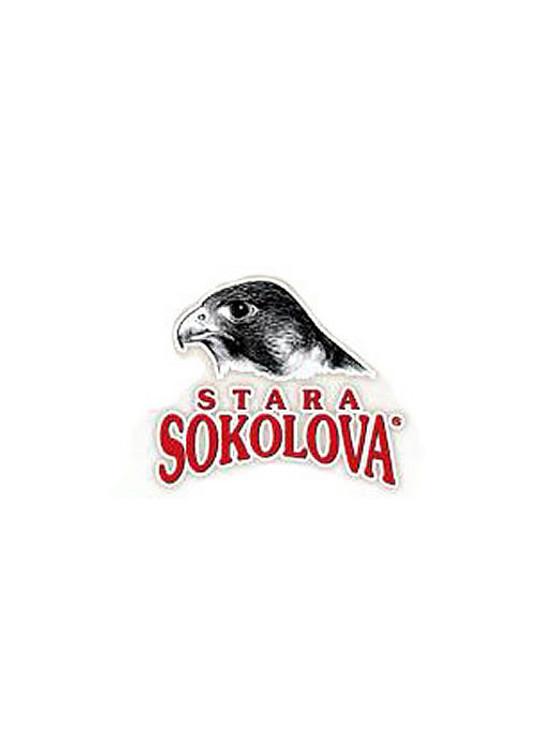 Stara Sokolova Unaged Slivovitz 750ML