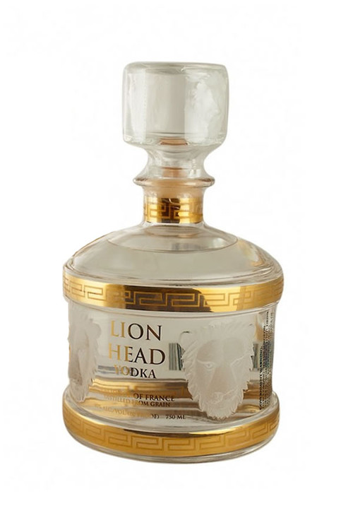 Lion Head Vodka