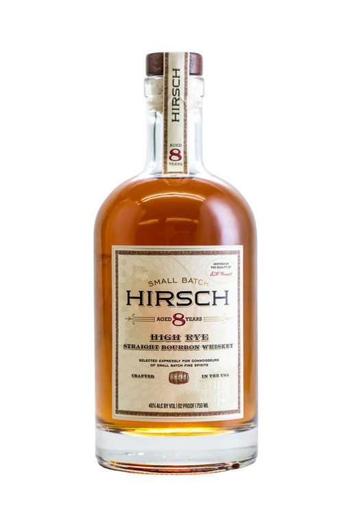 Hirsch Selection Small Batch 8 Year High Rye