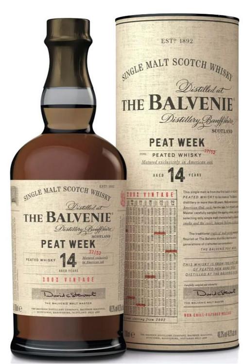 Balvenie 14 Year Peat Week 750ML