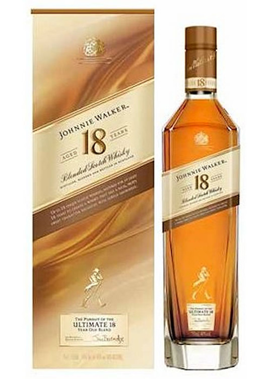 Johnnie Walker Aged 18 Years 750ML