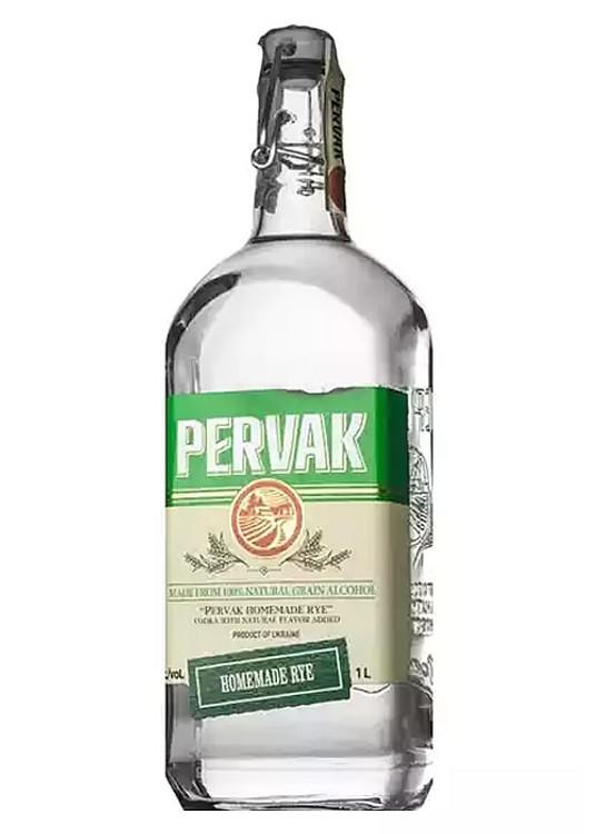 Pervak Homemade Rye Vodka 1L