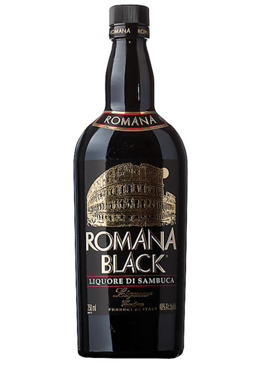 Romana Black Sambuca 750ML
