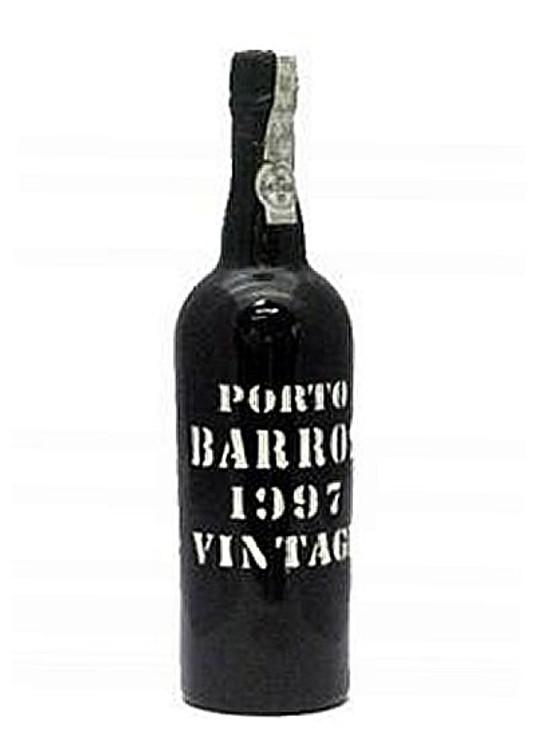 Barros Vintage Port - 1997