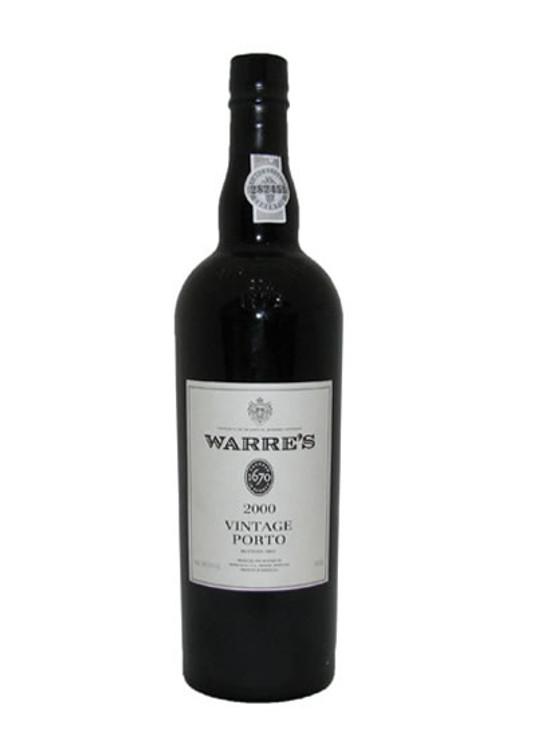 Warre's Vintage Port - 2000