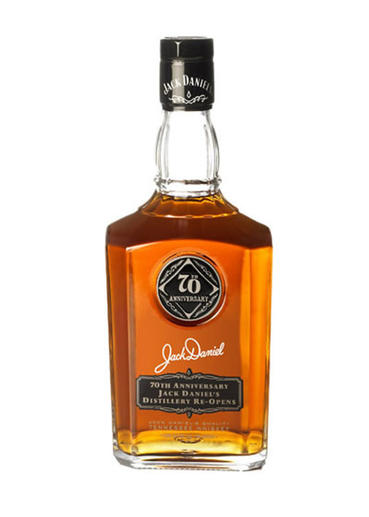 Jack Daniels 70th Anniversary 750ML