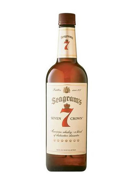 Seagrams 7 Crown