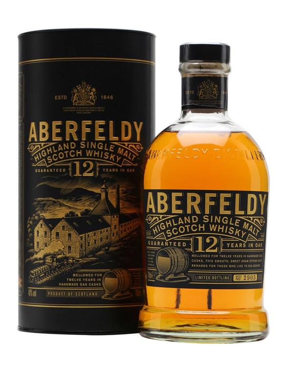 Aberfeldy 12 Years Old 750ML