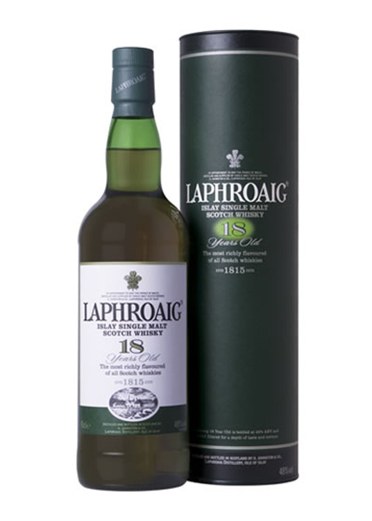 Laphroaig 18 Years Old