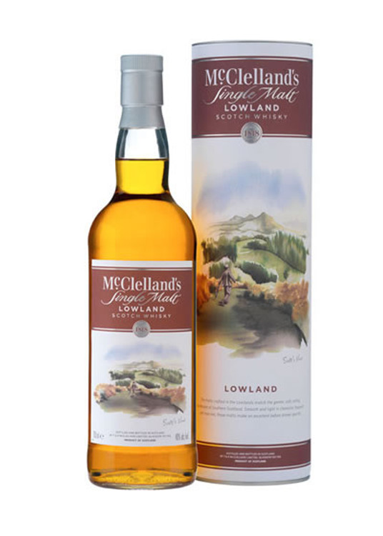 McCleallands Lowland 750ML