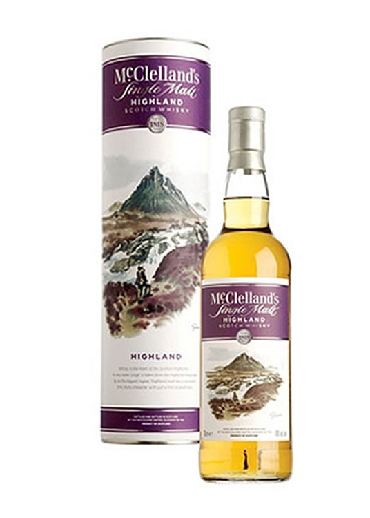 McClellands Highland 750ML